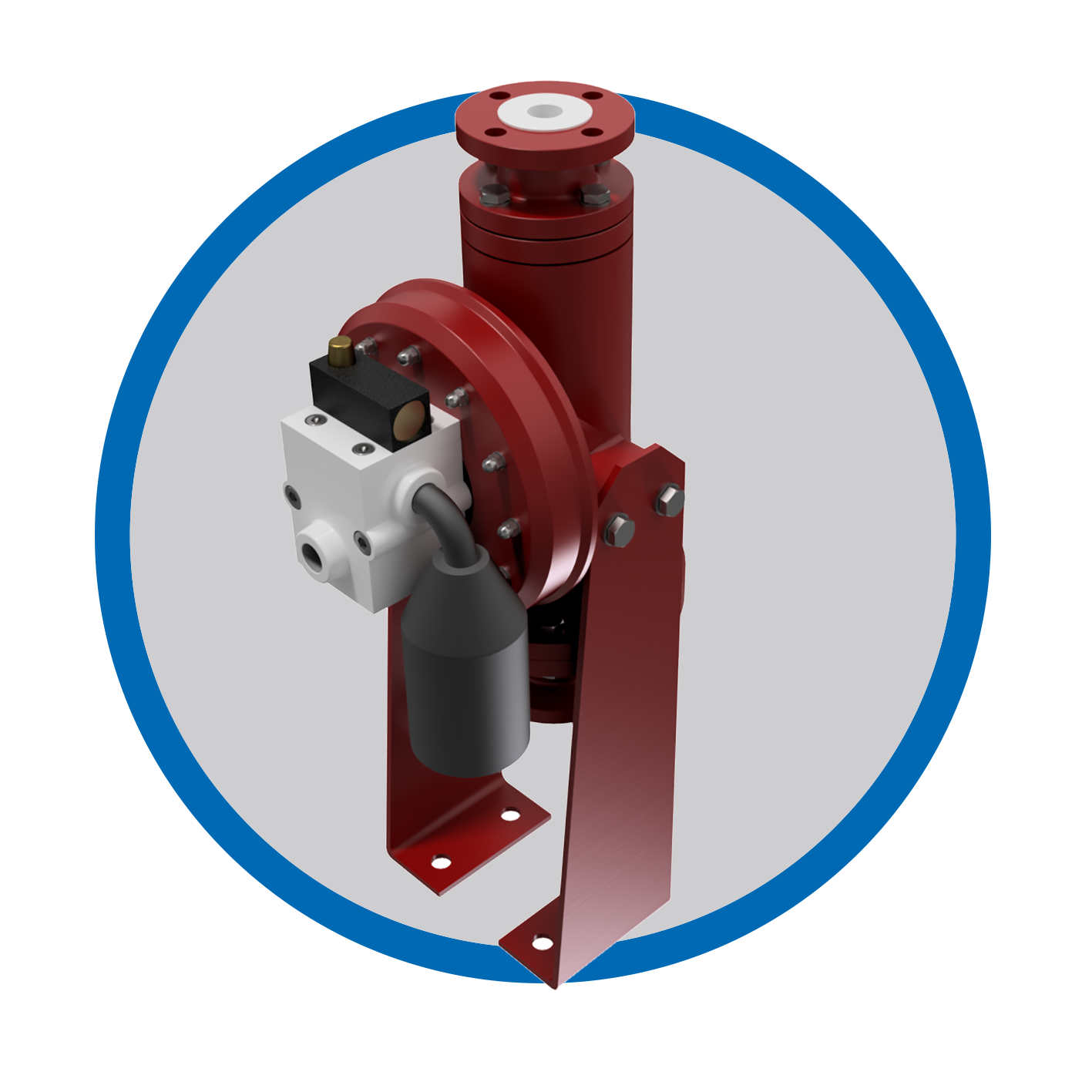 Air Operated Cylinder Diaphragm Pumps